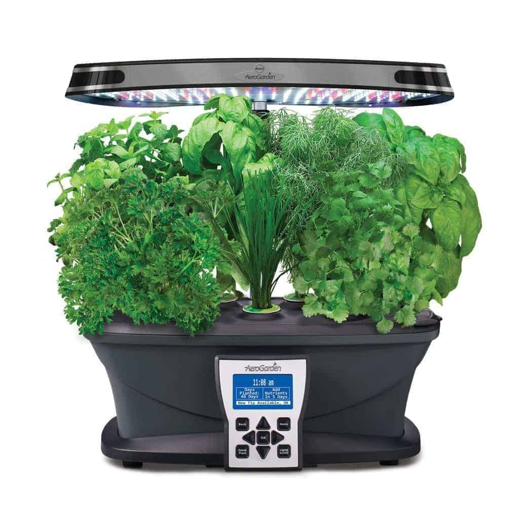 Best hydroponic herb gardens check whats best pros the miracle gro aerogarden is your best choice if you are looking for an indoor hydroponics garden it has excellent consumer reviews workwithnaturefo