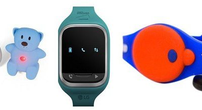 Safety Trackers and GPS Locators for Kids