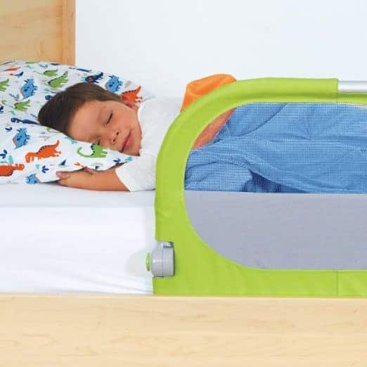 The Safest and Most Popular Kids' Bed Safety Rails and Guards