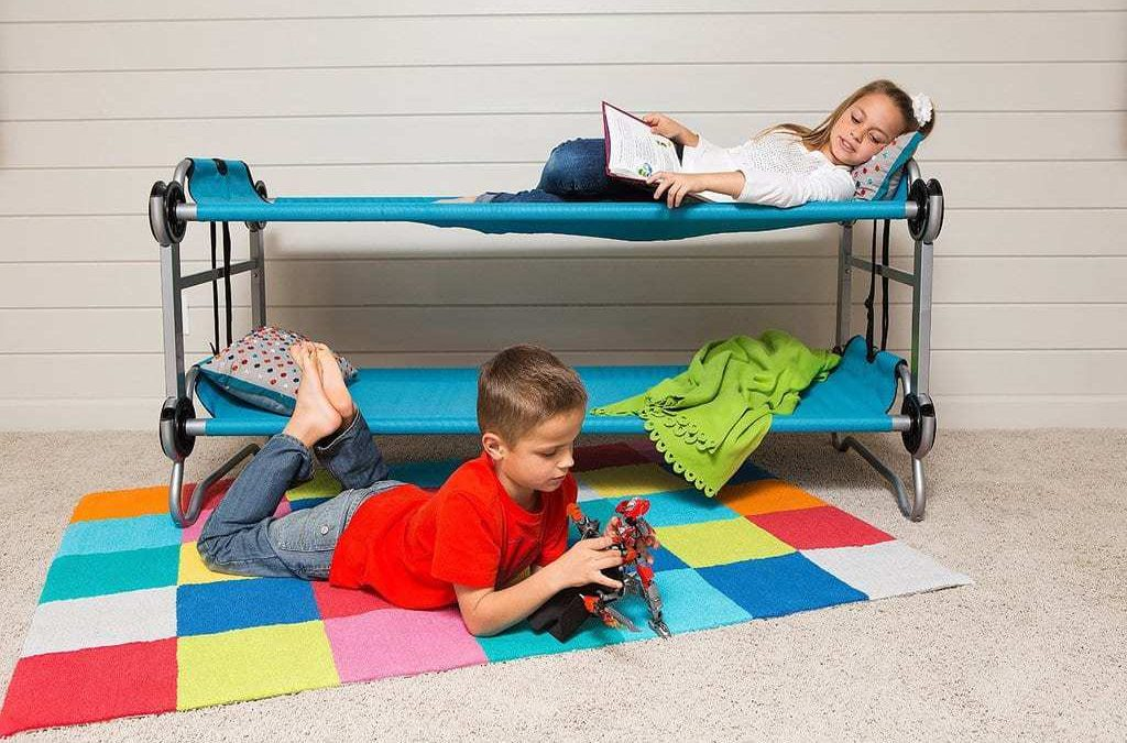 The Best Cots and Portable Travel Beds for Kids