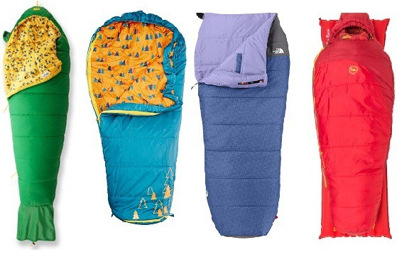 The Best Kids Sleeping Bags for Camping