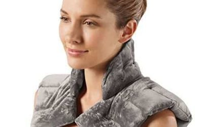 The Best Microwave Heat Packs for Neck and Upper Back
