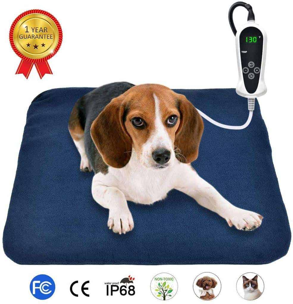 The Safest Heating Pads For Pets