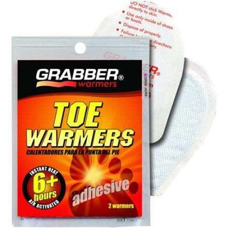 Top 5 Best Toe Warmers