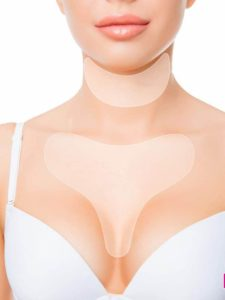 Skywee Anti Wrinkle Chest Silicone Pad