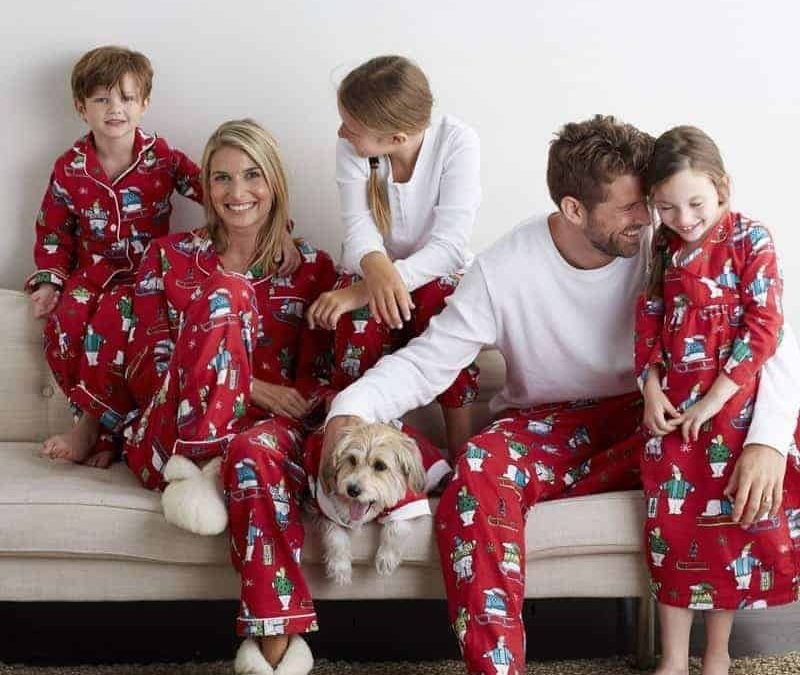 Best Matching Family Christmas Pajamas