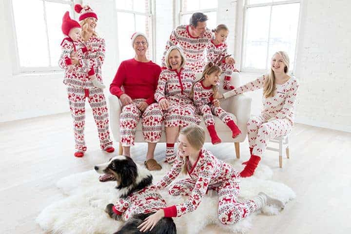 hanna andersson is an oregon based retailer that has been making family pajama sets for around 30 years way before they became such a huge social media