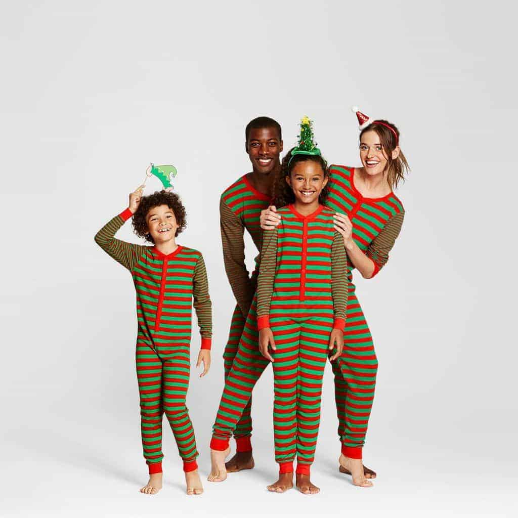 Christmas Family Pajamas Sets