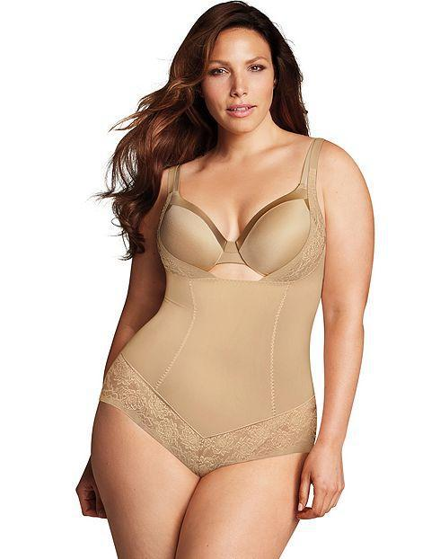 8a5600586d3 Curvy is Maidenform's plus size line of shapewear that is available at JC  Penny, Kohls, and Walmart. What is interesting about Maidenform Curvy is  that ...