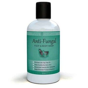 Purely Northwest Antifungal Soap with Tea Tree Oil