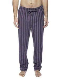 Noble Mount Men's 100% Cotton Flannel Lounge Pants