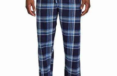 8 Top Men's Flannel Pajama and Lounge Pants