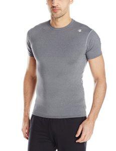 Champion Men's Double-Dry Compression Shirt