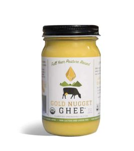 Traditional Ghee by Gold Nugget