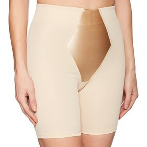 Maidenform Flexees Easy-Up Firm Control Mid-Thigh Shaper