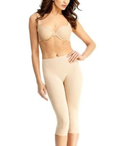 Slim Me Double Agent High Waist Shaping Capris