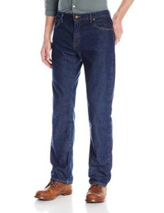 Dickies Men's Relaxed Fit Flannel Lined Jean