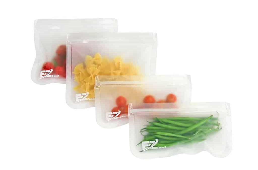 The Top 4 Best Reusable Silicone Food Storage Bags