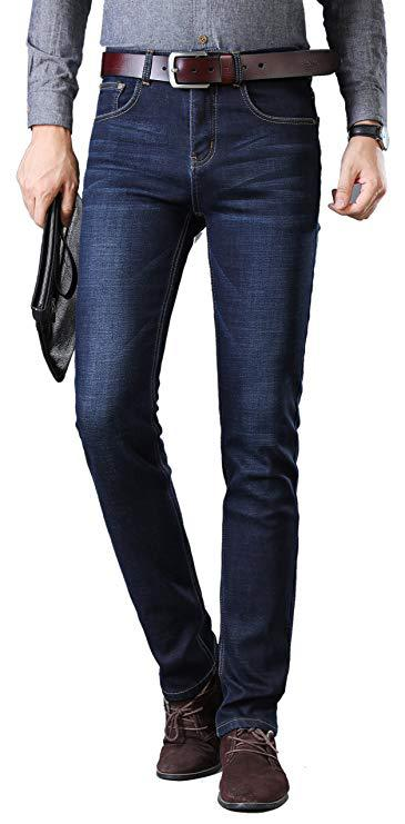 56fc4189 For those who love a pair of skinny jeans and want to stay warm in the  winter, there aren't a lot of pants available. One lean option that we  found was the ...