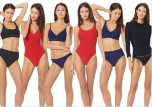 Everything But Water swimsuits