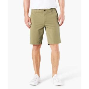 Dockers Straight Fit Chino Smart 360 Flex Shorts D2
