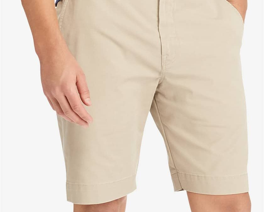 The Most Popular Men's Chino Shorts