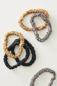 Slipsilk Small scrunchies