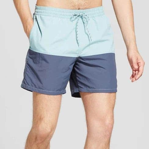 3c68840a49 Target is a great place to find a massive selection of all kind of styles of  men's swimwear. They have lots of fun patterns, colors and prices are very  ...