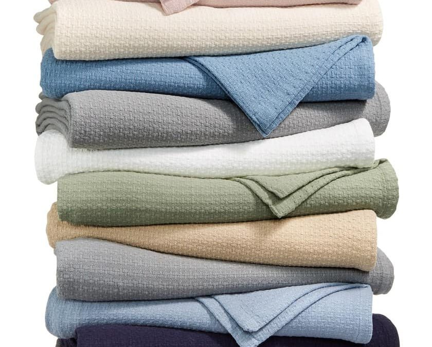 8 of the Best Cotton Blankets You Can Buy