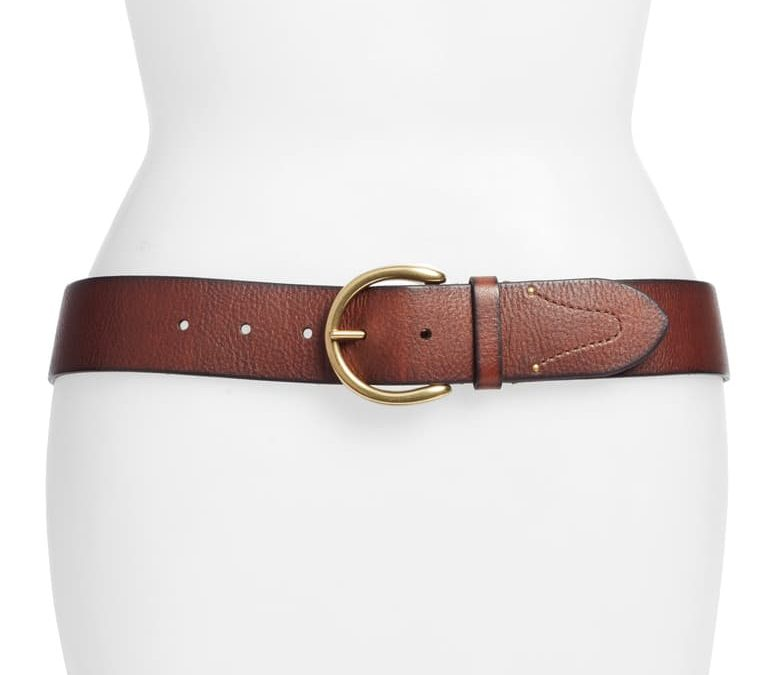 The Best Woman's Belts and Where to Find Them