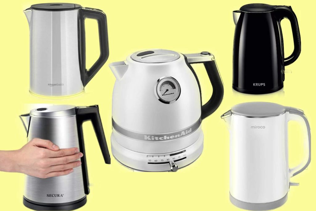 Top 7 Safest Cool Touch Kettles