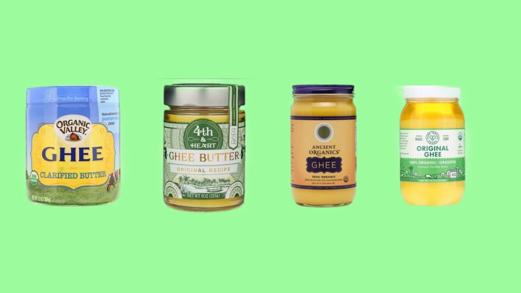 The Most Popular Ghee Brands in the U.S