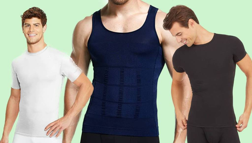 The Best Men's Compression Shirts and Slimming Undershirts