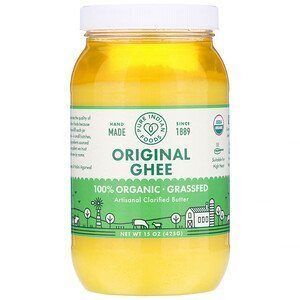 Pure Indian Foods Grass Fed Indian Ghee