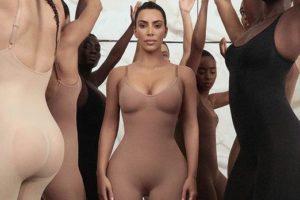 Kim Kardashian in SKIMS