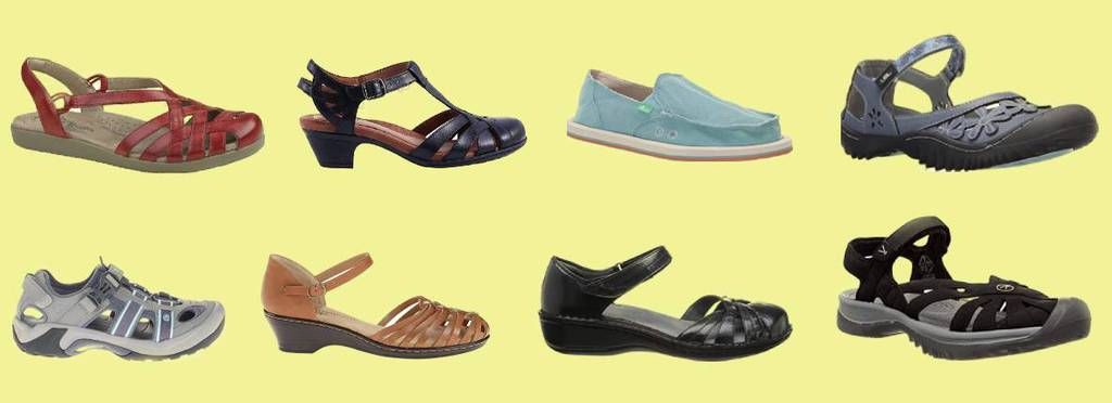 The Best Closed Toe Sandals for Women
