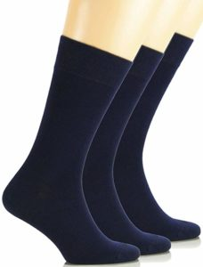 Hugh Ugoli Women's Bamboo Dress Socks