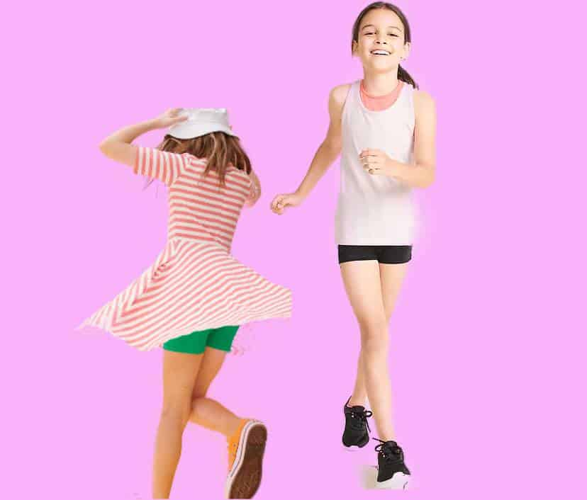 8 of the Best Cartwheel and Tumble Shorts for Girls