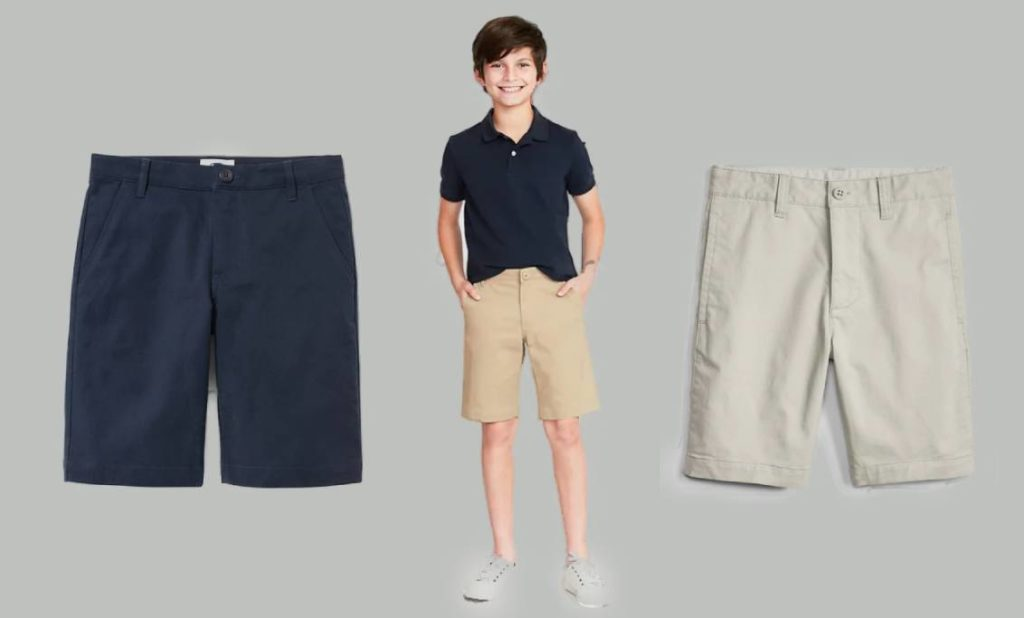 The Best Uniform Shorts for Boys