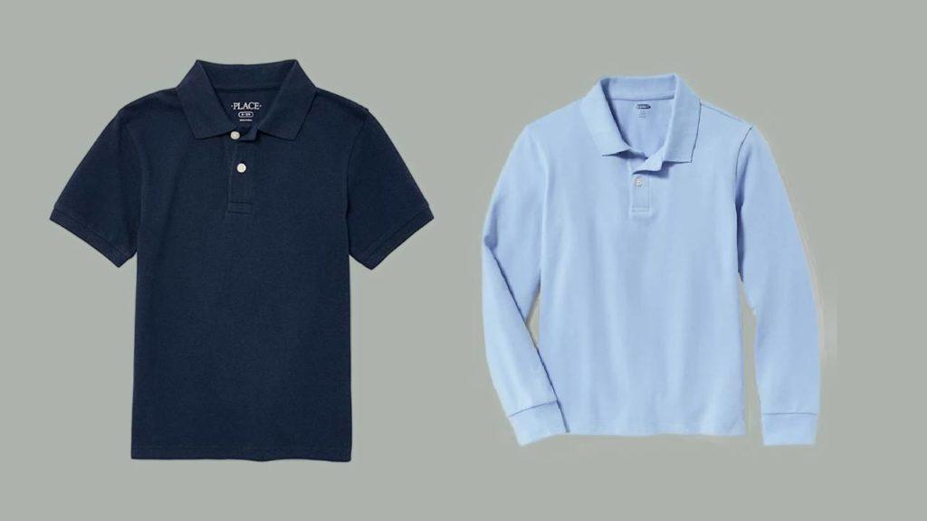 Best School Uniform Shirts for Boys