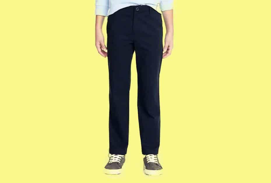 The Best Uniform Pants for Boys