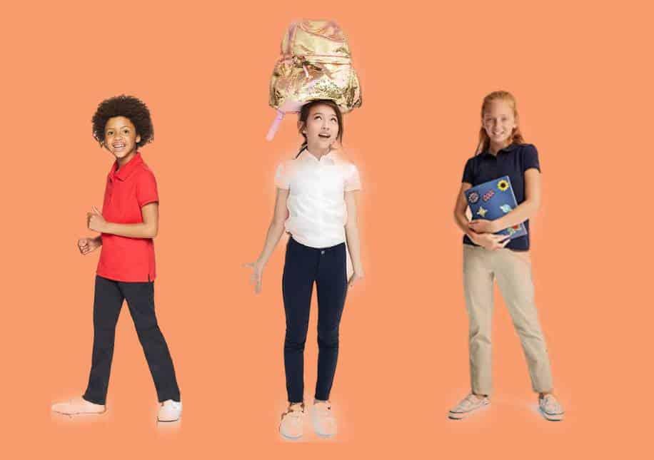 The best uniform pants for girls