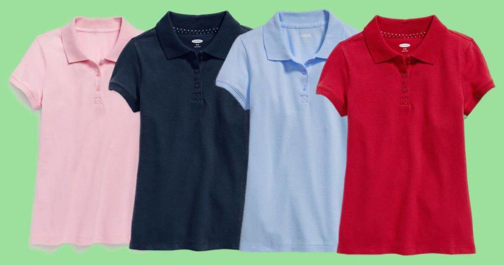 Best Uniform Shirts for Girls